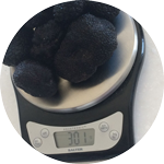 Weighing Truffles