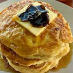 Truffled Ricotta Hotcake